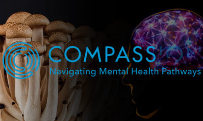 COMPASS Pathways Acquires Patent for Psilocybin, Which May Help with Depression