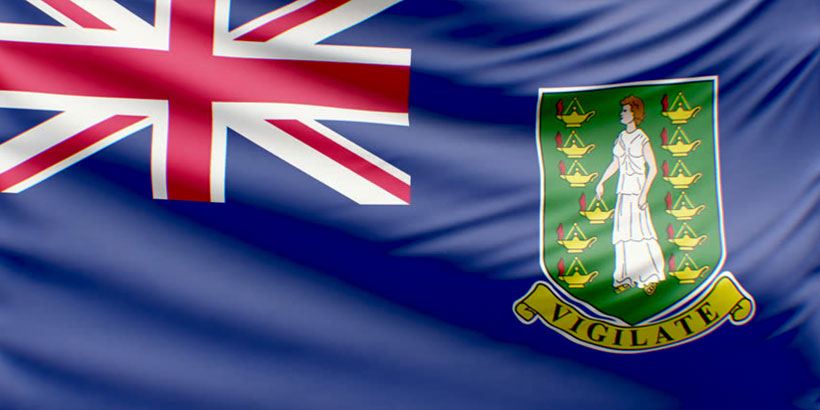 psilocybin in The British Virgin Islands